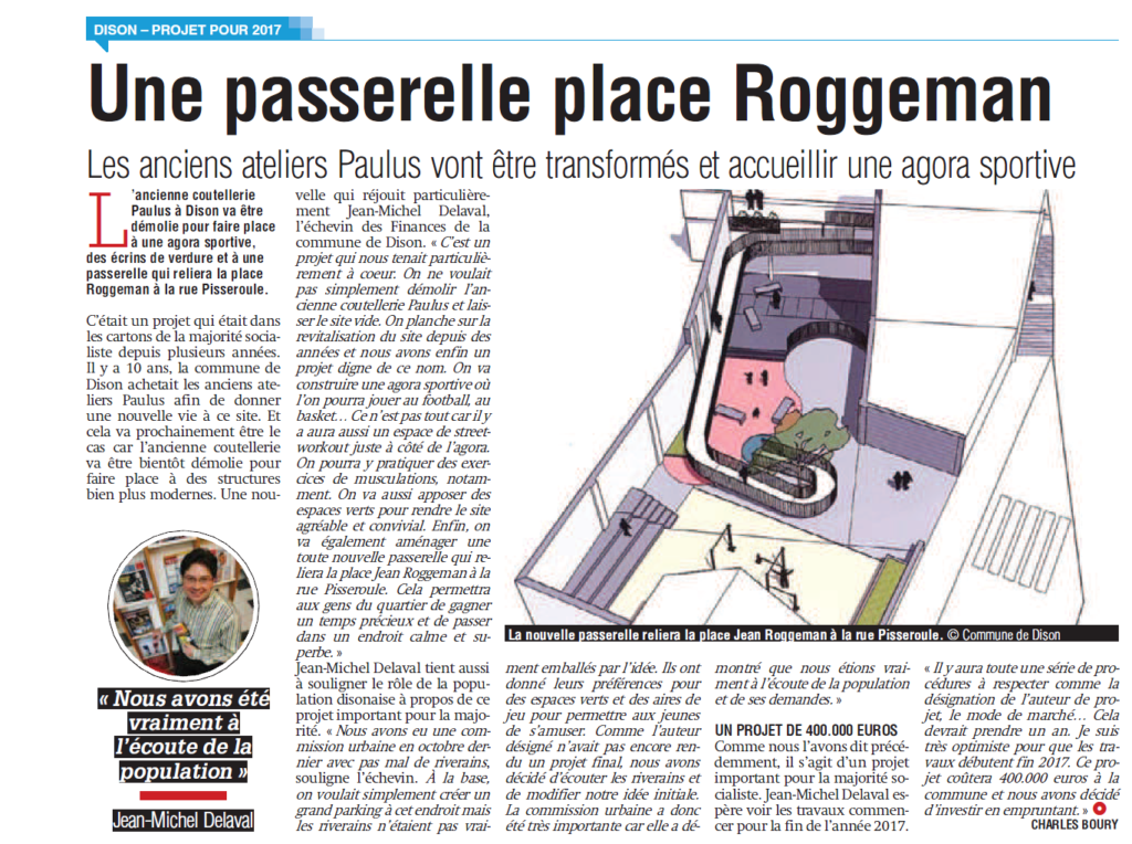 article paulus meuse